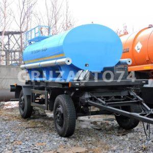 Прицеп-цистерна ПЦ- 5 для воды