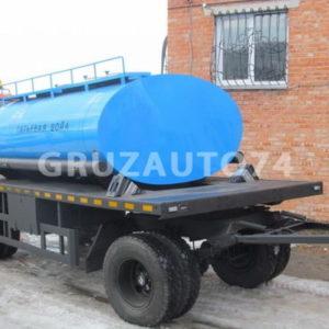 Прицеп-цистерна ПЦ- 8 для воды