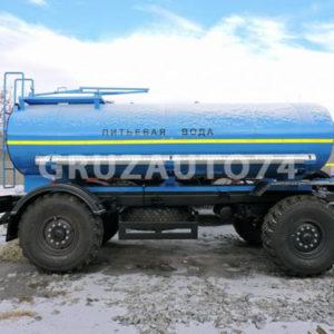 Прицеп-цистерна ПЦ-10 для воды