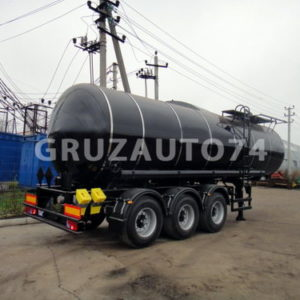 Полуприцеп-цистерна ППЦ-25 (битумовоз) для темных нефтепродуктов