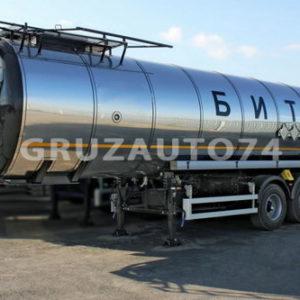 Полуприцеп-цистерна ППЦ-38 (битумовоз) для темных нефтепродуктов