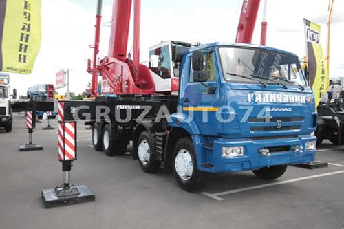 Автокран КС-55731-1 на КамАЗ 6540