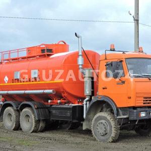 Автотопливозаправщик АТЗ-17 на шасси КАМАЗ-65111