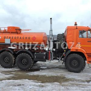 Автотопливозаправщик АТЗ-8 на шасси КАМАЗ-5350