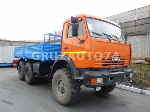 Бортовой автомобиль Камаз 5350 (43871C)