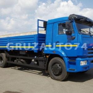 Бортовой автомобиль КАМАЗ 65117-776010-19(L4)