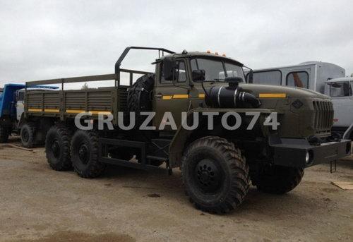 Бортовой автомобиль Урал 4320-0111-73М