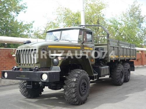 Бортовой автомобиль Урал 4320-0911-60М/-70М/-72М