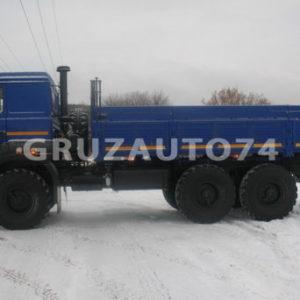 Бортовой автомобиль Урал 4320-3171-80М