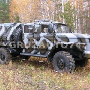 Бортовой автомобиль Урал 43206-0551-71М