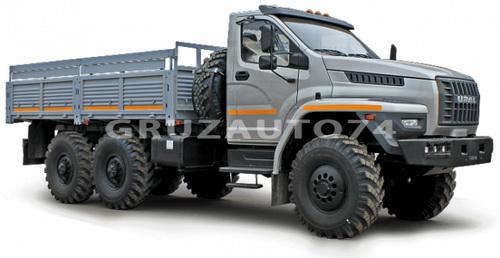 Бортовой автомобиль Урал NEXT 4320-5911-74