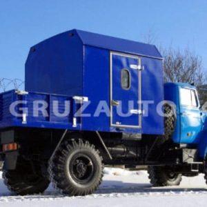 Грузопассажирский автомобиль на шасси Урал 43206
