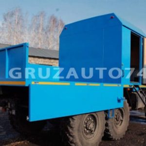 Грузопассажирский автомобиль КАМАЗ 5350-42