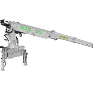 Крановая манипуляторная установка КМУ ИФ-300