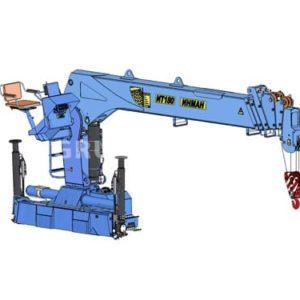 Крановая манипуляторная установка КМУ ИТ-180