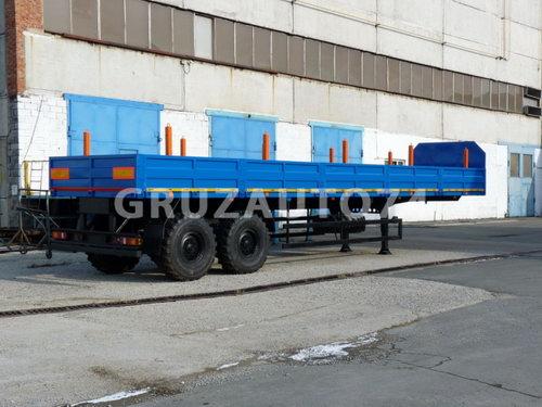 Полуприцеп бортовой УПТ-93851T