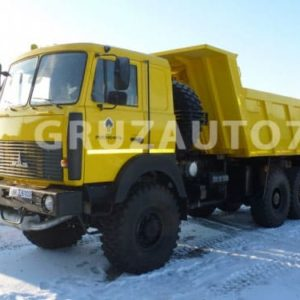 Самосвал МАЗ 6317X5 (65313H)