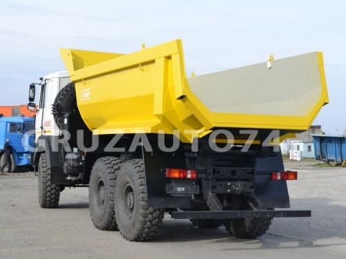 Самосвал МАЗ 6317X5 Карьерный (65313H)
