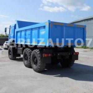 Самосвал Урал 55571-4121-80М/ -82М с увеличенным кузовом (58312G)