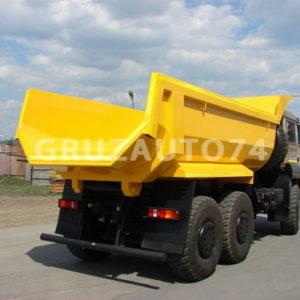 Самосвал Урал 6370-1121 Карьерный (583166)