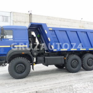Самосвал Урал 6370-1121 (583166)