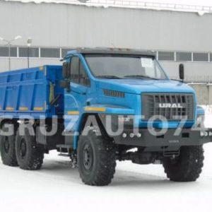 Самосвал Урал-NEXT 55571-6121-72/-74 с боковой разгрузкой (58314S)