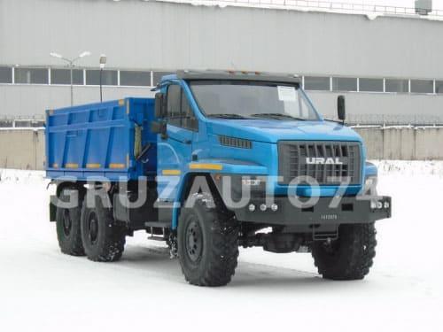 Самосвал Урал-NEXT 4320-6921-72/-74 с боковой разгрузкой (58314P)