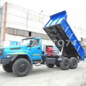 Самосвал Урал-NEXT 4320-6921-72/-74 (58312P)