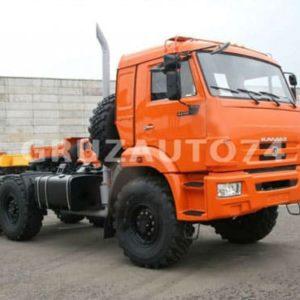 Седельный тягач КамАЗ 53504-6020-46