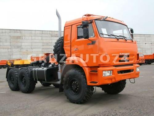 Седельный тягач КамАЗ 53504-6013-46
