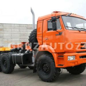 Седельный тягач КамАЗ 53504-6023-46