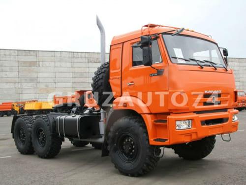 Седельный тягач КамАЗ 53504-6910-46