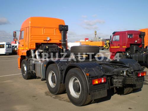 Седельный тягач КамАЗ 6460-26001-73