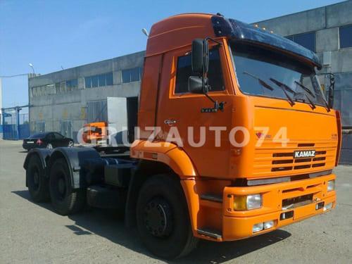 Седельный тягач КамАЗ 6460-26010-73