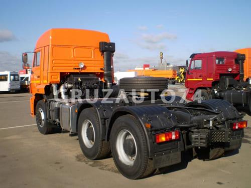 Седельный тягач КамАЗ 6460-26021-73