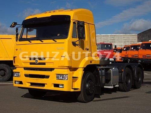 Седельный тягач КамАЗ 65116-6912-23(А4)