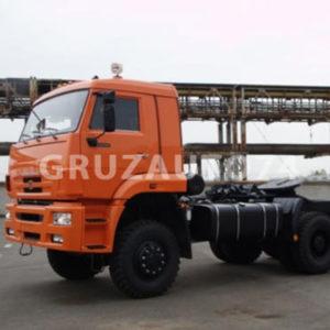 Седельный тягач КамАЗ 65225-6015-53