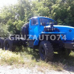 Седельный тягач Урал 44202-0311-72М