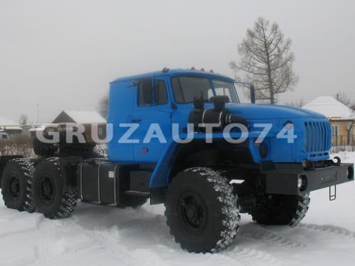 Седельный тягач Урал 44202-0511-72М
