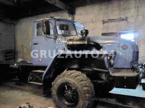 Седельный тягач Урал 44202-40