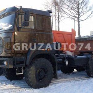 Седельный тягч Урал 44202-3521-82М
