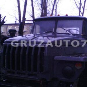 Шасси для крановой установки Урал 4320