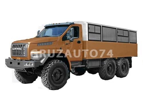 Вахтовый автобус 20 мест на шасси Урал NEXT 32551-5013-71