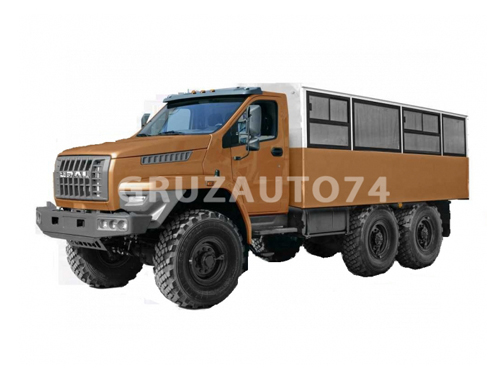 Вахтовый автобус 20 мест на шасси Урал NEXT 32551-5013-71С38