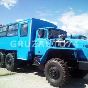 Вахтовый автобус 22 места на шасси Урал 3255-0022-61М