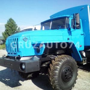 Вахтовый автобус 22 места на шасси Урал 3255-0022-61МС37