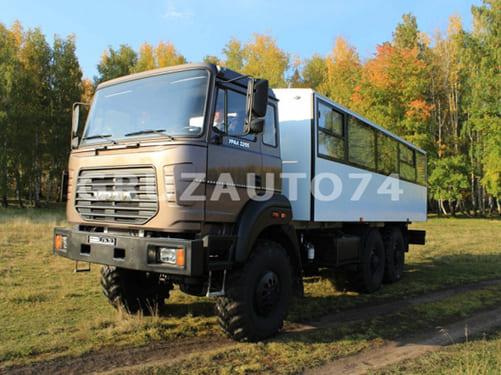 Вахтовый автобус 22 места на шасси Урал 3255-3022-79МС37