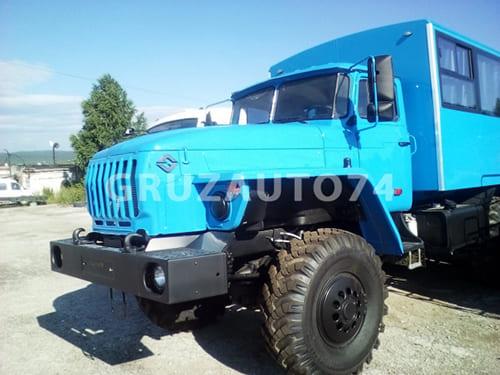 Вахтовый автобус 28 мест на шасси Урал 3255-0013-61М-28