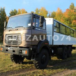 Вахтовый автобус 28 мест на шасси Урал 3255-3013-79М-28