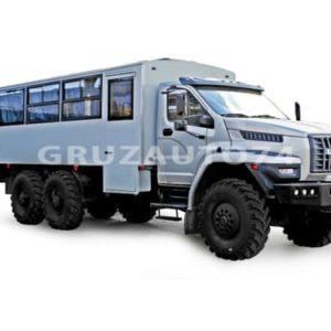 Вахтовый автобус 28 мест на шасси Урал NEXT 3255-5013-71-28